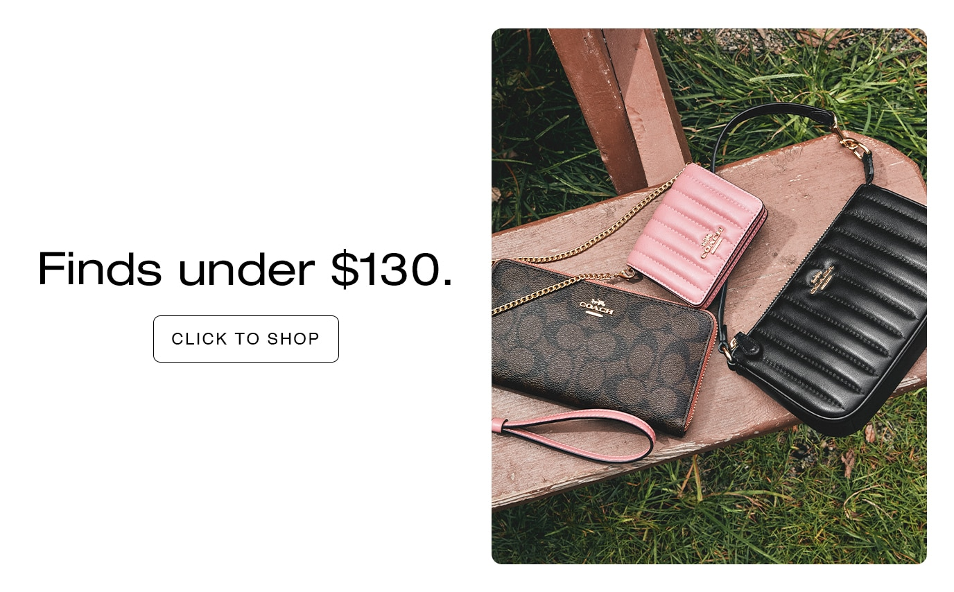 Finds Under $130